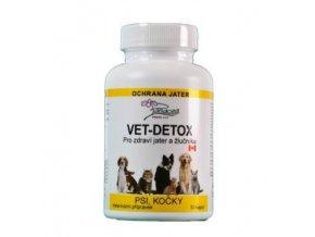 vet detox pro zdravi jater a zlucniku 30cps