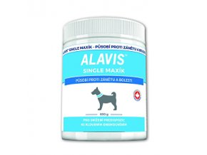 Alavis Single Maxík pre psov 600g