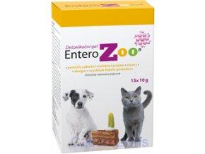 Entero ZOO detoxikačný gél 15x10g