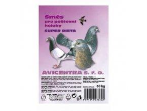 Avicentra Super diéta holub 25kg