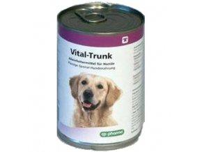 vital trunk hund 395g