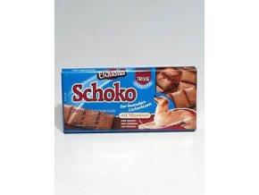 Esquisita Čokoláda hnedá s vitamínmi 100g TR