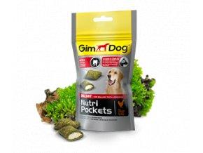 Gimdog Nutri pockets brilliant 45g