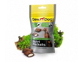 Gimdog Nutri pockets Shiny 45g