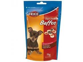 Trixie BAFFOS mini kolieska hovädzie 75g