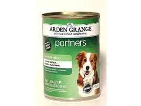 Arden Grange Partners Dog Lamb konz. 395g