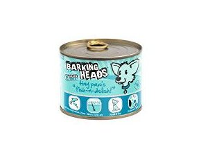 BARKING HEADS Tiny Paws Fish n Delish konz. 200g