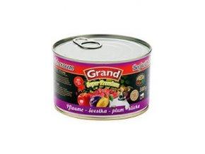 GRAND konzerva hovädzie / slivka 380g