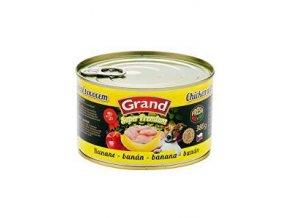 GRAND konzerva kura / banán 380g