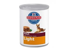 Hill's Canine konz. Adult Light Chicken 370g