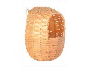 Hniezdo pre exoty bambus 11x12cm