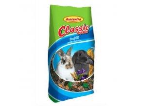 Avicentra Classic menu králik