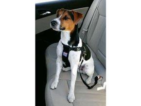 Postroj pes bezpečnostný do auta M Zolux