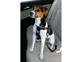 Postroj pes bezpečnostný do auta S Zolux