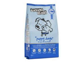 BARKING HEADS Puppy Days 2kg
