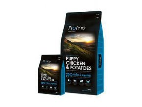 Profine NEW Dog Puppy Chicken & Potatoes 15 kg