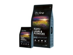 Profine NEW Dog Puppy Lamb & Potatoes 3 kg
