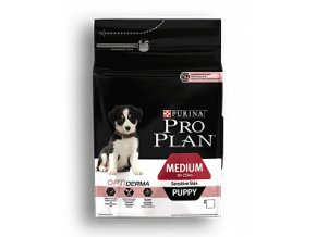 ProPlan Dog Puppy Medium Sens.Skin 3 kg