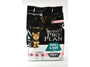 ProPlan Dog Puppy Sm&Mini Sens.Skin 3kg