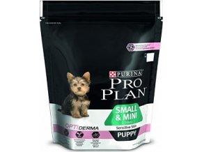 ProPlan Dog Puppy Sm&Mini Sens.Skin 700g