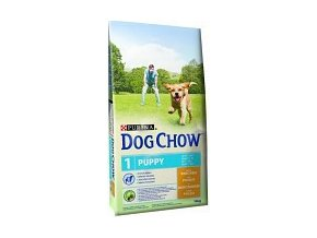 Purina Dog Chow Puppy Chicken&Rice 14 kg