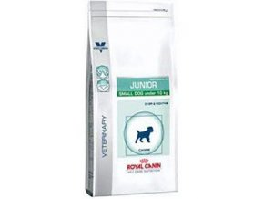 Royal Canin Vet. Junior Small Dog 4kg