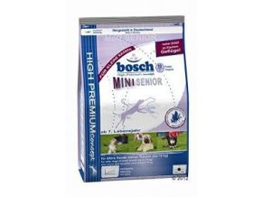Bosch Dog Senior Mini 1 kg