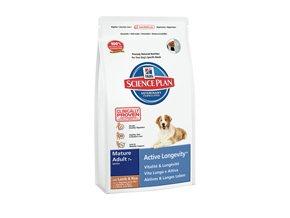 Hill's Canine Dry Senior Lamb&Rice 12 kg