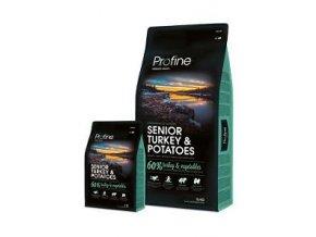 Profine NEW Dog Senior Turkey & Potatoes 3 kg