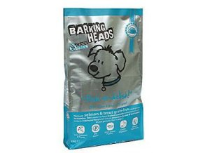 BARKING HEADS Fish-n-Delish GRAIN FREE 6 kg