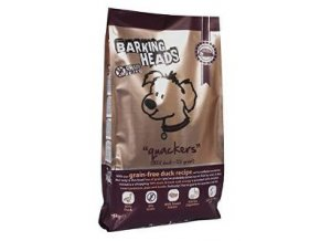 BARKING HEADS Quackers GRAIN FREE 6 kg