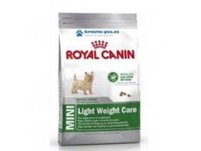royal canin kom mini light 2kg