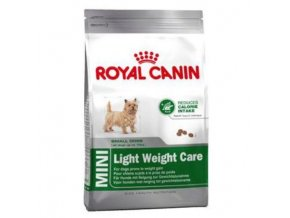 royal canin kom mini light 800g