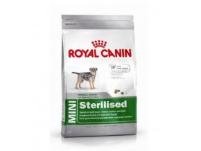 royal canin kom mini sterilised8kg