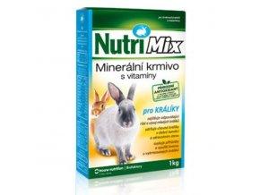 Biofaktory Nutri Mix pre králíky plv 1kg