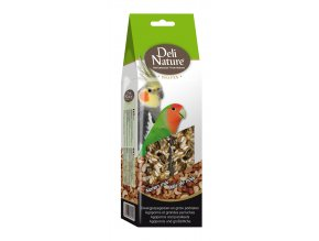 Deli Nature SNACK Agapornis and parakeets nuts mix 130g