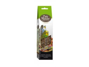 Deli Nature SNACK BUDGIES-FRUIT MIX 60g