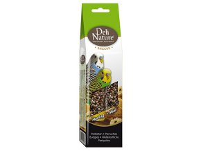 Deli Nature Budgies honey 60g