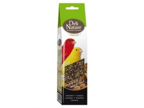 Deli Nature Canaries honey & egg 60g