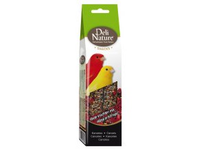 Deli Nature SNACK Canaries - RED FRUIT MIX 60g