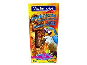 Dako tyčinka veľký papagáj orech 2ks