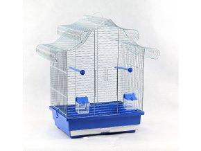 Klietka pre vtáky K7 chróm 590x400x640mm