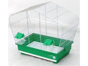 Klietka pre vtáky 003 chróm 500x255x420mm