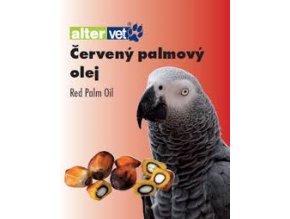 Červený palmový olej