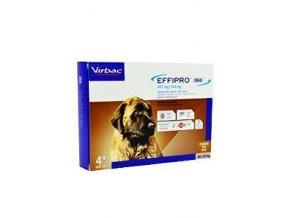 Effipro DUO Pes XL (40-60 kg) 402/120 mg, 4x4,02 ml