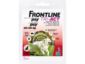 frontline tri act pre psov spot on xl 40 60 kg 1 pip