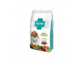 nutrin complete grain free kralik vegetable 400g