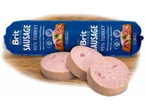 Brit Sausage Turkey 800g