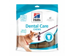 hill s canine poch dental care chews 170g