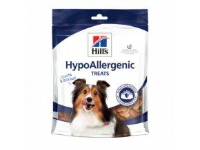 hill s canine poch hypoallergenic treats 220g